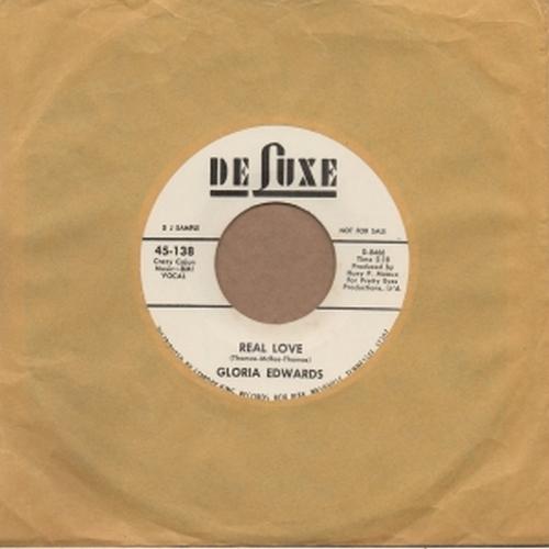 "Gloria Edwards : CD "" The Soul Queen Of Texas : The Crazy Cajun Recordings "" Edsel Records EDCD 611 [ US ]"