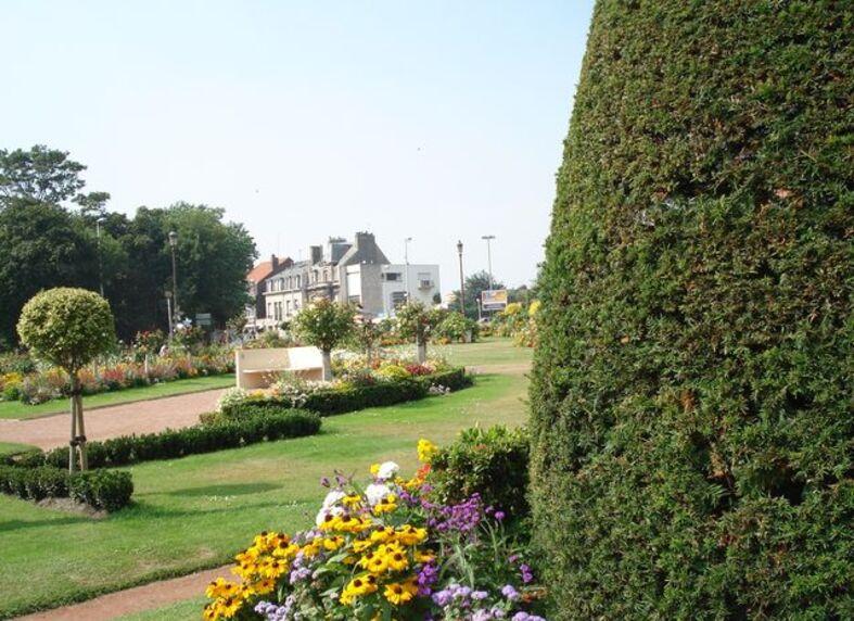 Calais ville en fleurs.