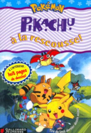 Pokémon : Pikachu à la Rescousse