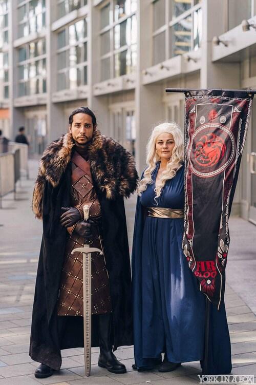 Dany et Jon