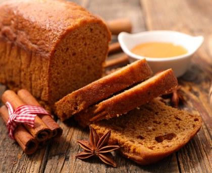 Le pain d'épices...