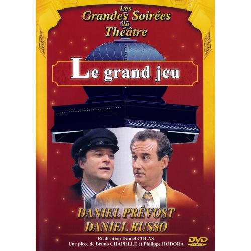 Daniel Prévost Le Grand Jeu (Au théâtre ce soir) megaupload