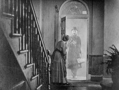 Les cheveux d'or, The lodger, Alfred Hitchcock, 1927