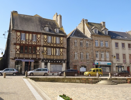 Tréguier en Bretagne (photos)