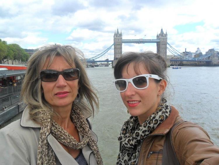 Un city trip à Londres entre mère et fille !