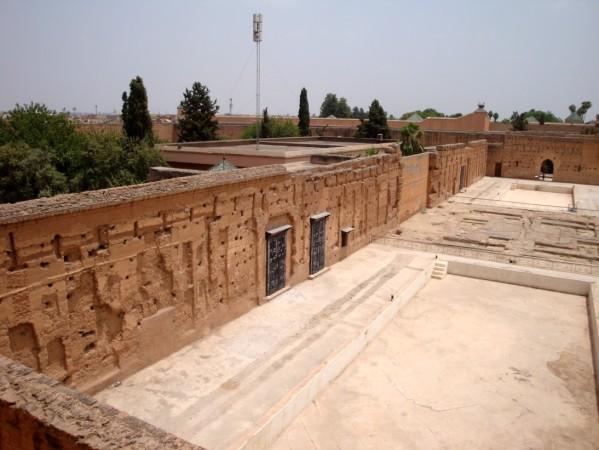 Palais El-Badi les terrasses 9