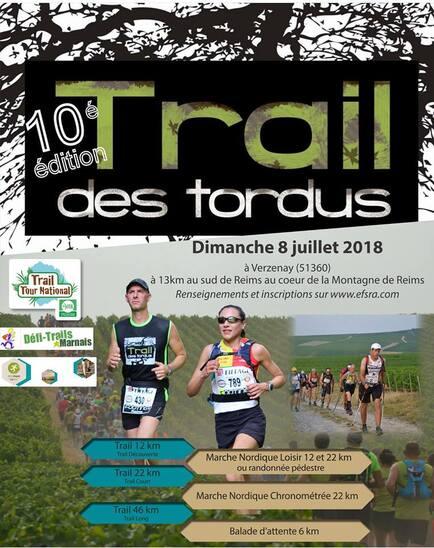 ⇒ Trail des tordus 2018