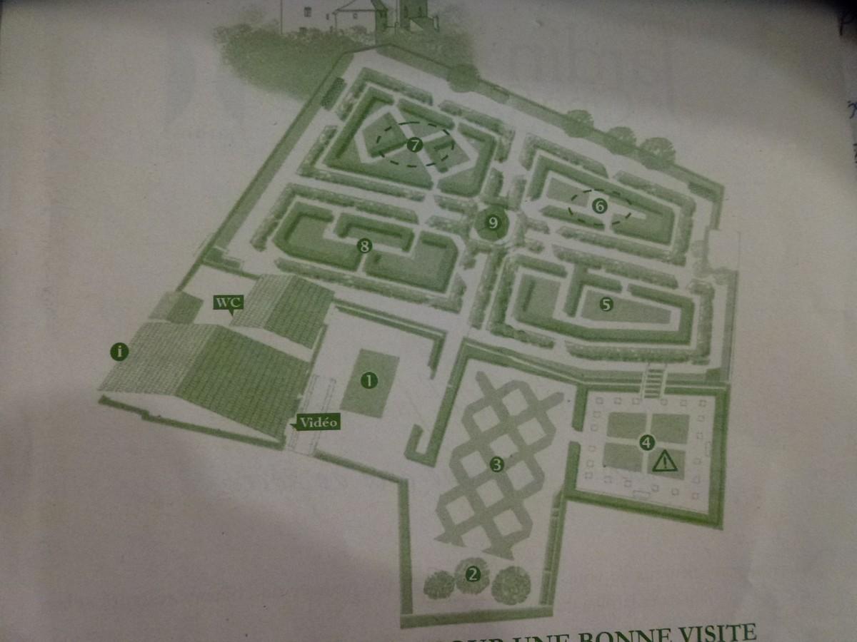 Yvoire, le jardin des cinq sens (2ème partie) - http://champdefleurs ...