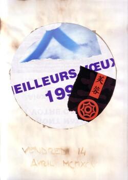 . 1995. Courrier 1