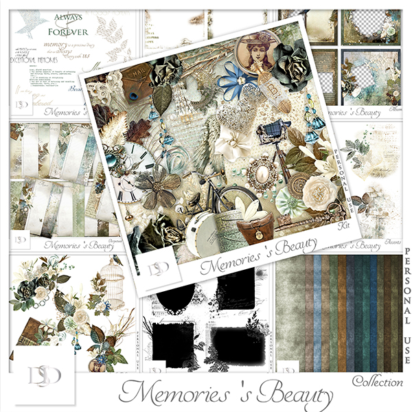 Memories's Beauty Collection