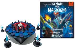La. nuit des magiciens