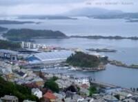 Ålesund-les iles