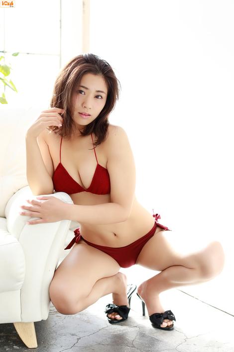 WEB Gravure : ( [Bomb.tv - GRAVURE Channel] - | 2017.02 | Hitomi Yasueda/安枝瞳 )