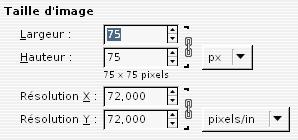 [tuto GIMP 2.8] Modifier la taille d'une image
