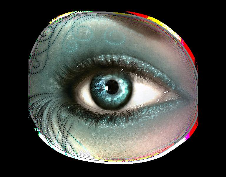 Mist Blue eye