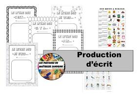 Production d'écrit