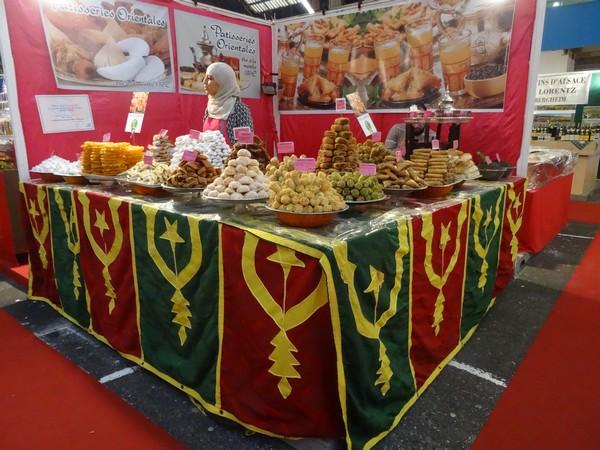 Quelques images de la foire gastronomique de Dijon 2015....