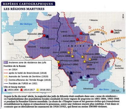Pogroms en Ukraine