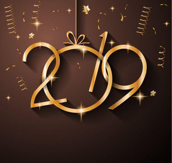 Bonne Année 2019 à toute la Terre !