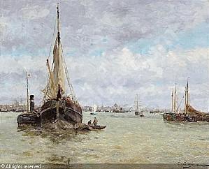 petitjean-edmond-marie-1844-19-harbour-view-1317830