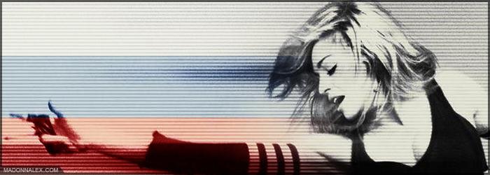 Madonna - Russia