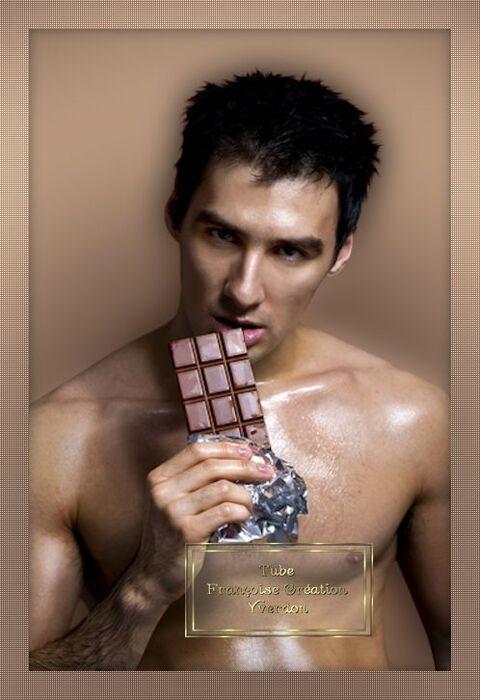 Hommes Chocolat (01 à 02)