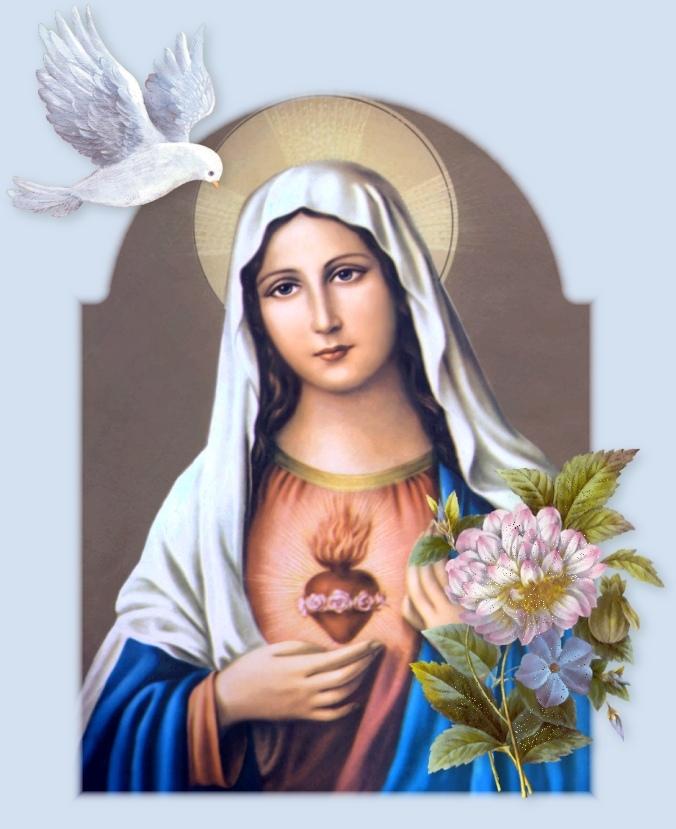 Mai le mois de Marie