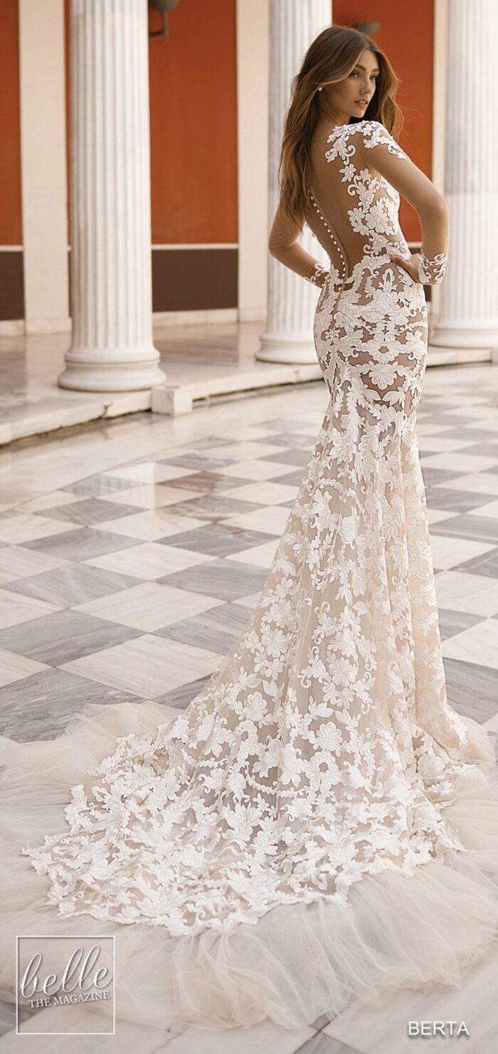 Wedding Dresses by BERTA Fall 2019