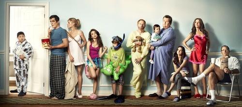 Modern Family sur W9