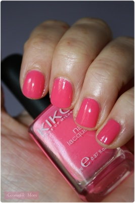 Le wonderful 282 Kiko, Coral Pink de son petit nom