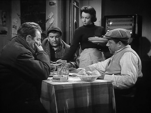 DES GENS SANS IMPORTANCE - BOX OFFICE JEAN GABIN 1956