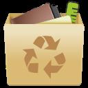 Des produits recyclés et/ou recyclables.