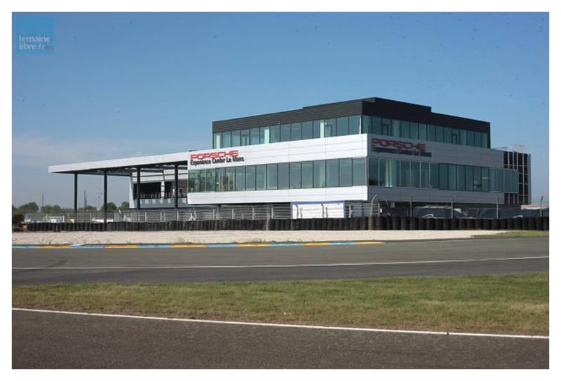 Porsche Expérience Center