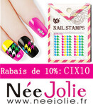 [Test] Des ongles multicolores