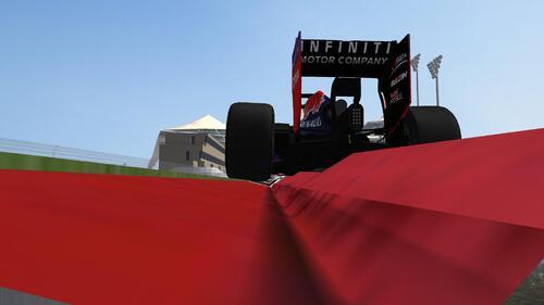Team Infiniti Red Bull Racing