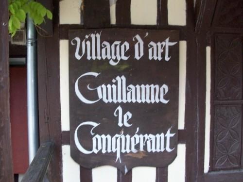 Dives village de guillaume le conquérant-copie-1