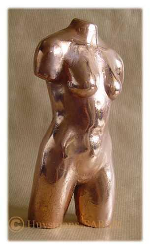 Sculpture Eternel Féminin - Arts et sculpture: sculpteur figuratif
