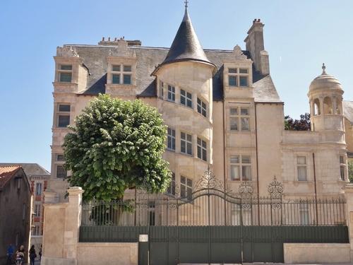 Poitiers: autour dupalais des comtes de Poitou-ducs d'Aquitaine (photos)