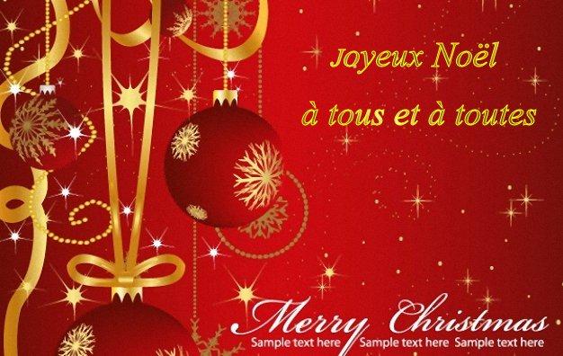 Souhaiter Joyeux Noel.Joyeux Noel Mabiche1231