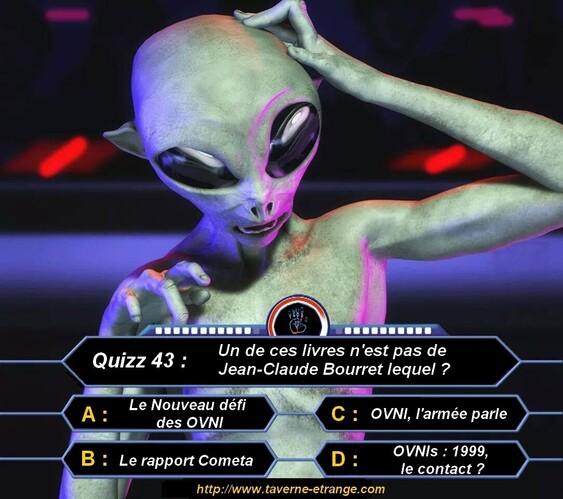 Quizz 43