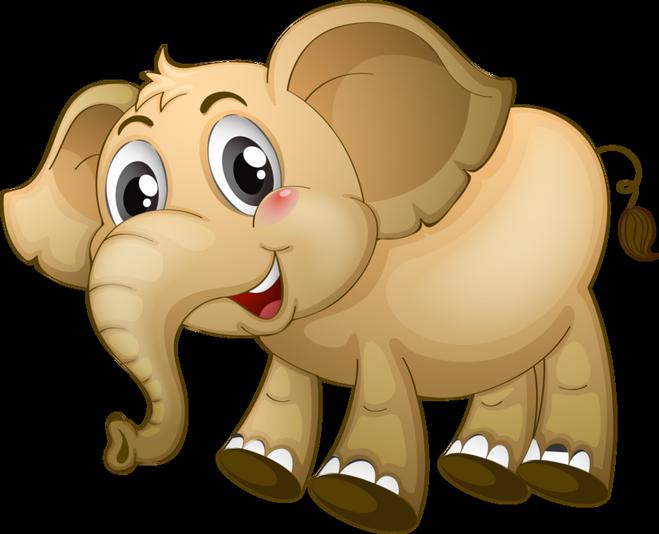 Des Eléphants