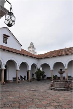 De Sucre à Potosi du 22 au 30 avril