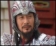 King's Daughter, Soo Baek Hyang épisode 5