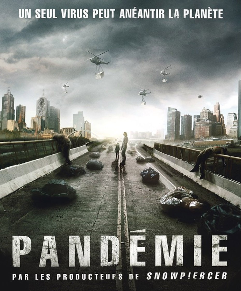 Pandémie / The flu (film)