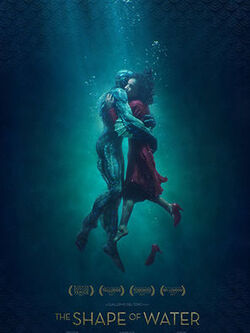 Affiche The Shape of Water