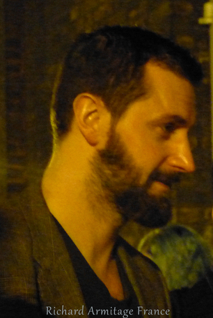 """The Crucible"" : le Stage door Richard Armitage France"