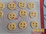Biscuits choco-caramel