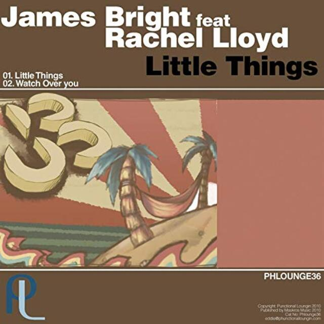 BRIGHT, James - Little Thing (2010)  (Chillout)