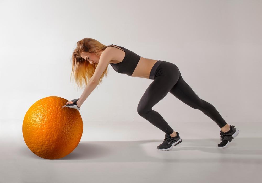 корки от апельсина от целлюлита