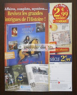 "Collection ""Secrets & histoires de France"" - Test"